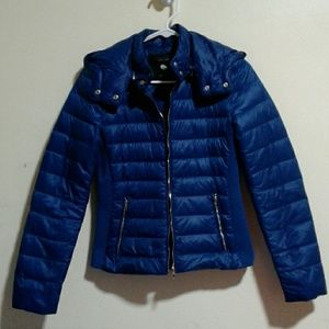 ZARA WOMAN DOWN JACKET